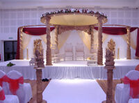 Mandaps & Decor Asian & Indian Wedding Decorations