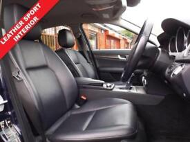 2011 61 MERCEDES-BENZ C CLASS C250 CDI BLUEEFFICIENCY ELEGANCE ED125 2.1 4D DIE