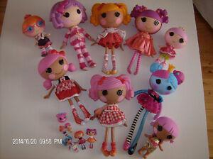 poupées Lalaoopsy