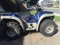 Can Am 500 cc fully automatic ATV
