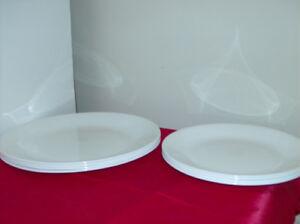 Corelle - 4 NEW Salad Plates + Japanese Tea Pot + New Fry Pan