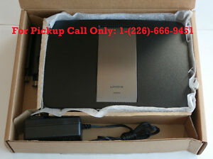 NEW Linksys AC1900 Smart Wi-Fi Dual Band Router (EA6900-CA) Kitchener / Waterloo Kitchener Area image 2