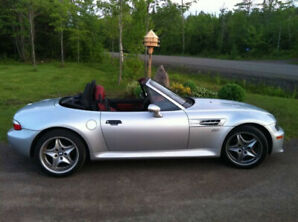 2000 BMW Roadster M Series