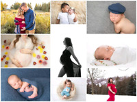 Free Maternity Session with booked newborn session