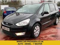 2008 08 FORD GALAXY 2.0 LX TDCI 5D AUTO 130 BHP-HPI CLEAR-LONG MOT DIESEL