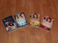 TOUCH BY AN ANGEL,BRAND NEW SEASON 1-6 DVD FORMAT....SEE DESCR.