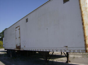 45 ft. Storage Trailer for Sale
