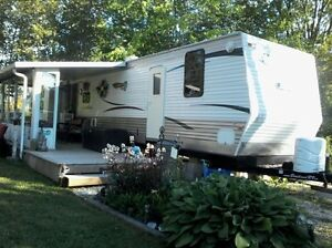 40 ft buy or sell campers travel trailers in ontario for 2 bathroom travel trailer