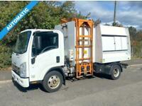 2013 62 ISUZU TRUCKS FORWARD 5.2 N75.190 190 BHP EASYSHIFT/AUTOMATIC TERBERG REF