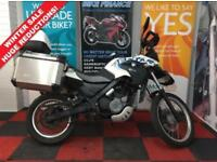 2012 BMW G650GS G 650 GS ADVENTURE