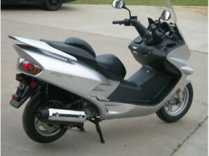 Great Starter Bike!  2001 Honda Reflex 250cc