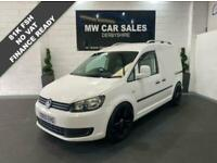 2011 Volkswagen Caddy 1.6 C20 TDI 75 74 BHP PANEL VAN Diesel Manual
