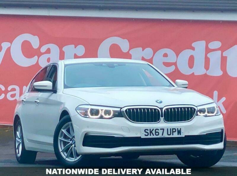 2017 67 BMW 5 SERIES 2.0 520D XDRIVE SE 4D 188 BHP DIESEL