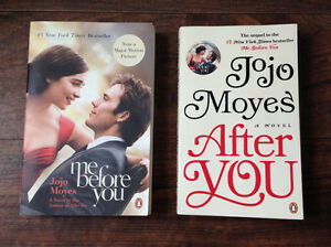 Jojo Moyes - Me Before You & After You novels