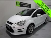 2013 63 FORD S-MAX 2.0 TITANIUM X SPORT TDCI DIESEL *BUY FOR ONLY £57 A WEEK*