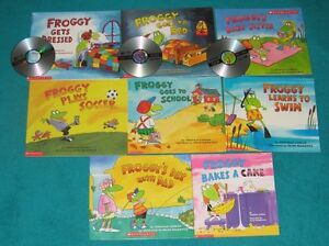 Froggy Book Collection