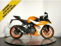 2020 20 KTM RC 125 ***STUNNING WITH JUST 515 MILES***