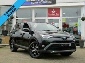 2018 Toyota RAV4 2.5 VVT-I DESIGN 5d 198 BHP Estate Automatic