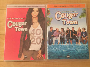 Cougar Town Seasons 1 & 2