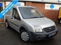2013 63 FORD TRANSIT CONNECT 1.8 T200 LR 1D 74 BHP DIESEL