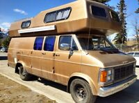 1981 Dodge Campervan