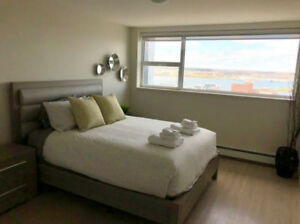 2 Bedroom Stunning City Views in Downtown Halifax