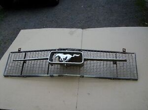 Grill for 1967 Mustang