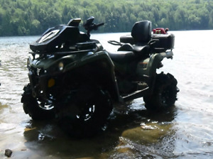 2016 can am 570 L max G2
