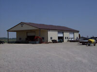 For sale: 3 acre property, commercial, 12 km south of Woodstock.