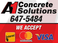 A1 Concrete Solutions Inc.