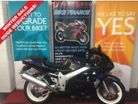 1998 SUZUKI GSX R600 GSXR 600 SRAD SPORTS BIKE