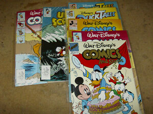 Disney Collectors Comic Books