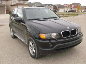 2002 BMW X5 3.0 ltr SUV, New Safety Excellent condition
