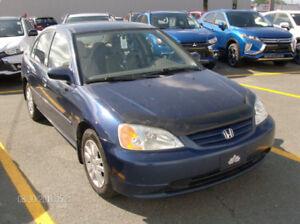 2002 Honda Civic Berline