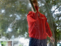 Window Cleaning $95