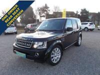 2015 15 LAND ROVER DISCOVERY 4 3.0 SD V6 XS PANEL VAN 5DR DIESEL