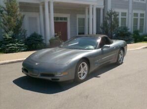 2003 Corvette 50th Anniversary Convertible