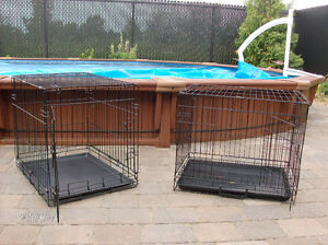 Cages chiens