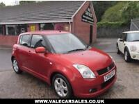 2008 08 SUZUKI SWIFT 1.5 GLX VVTS 5 DR **ONE OWNER**