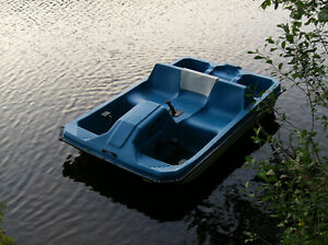 I am looking to buy a paddleboat