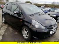 2006 HONDA JAZZ FIT 1.4 PETROL AUTOMATIC LONG MOT 5DR