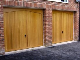 Garage Doors. Up & Over. Sectional & Roller doors. Supplied & installed.
