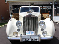 Rolls Royce available for Wedding now in 2017 and 25% off