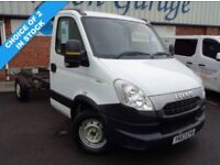 2013 63 IVECO-FORD DAILY 2.3 35S11 1D 106 BHP DIESEL