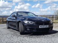 BMW Convertible 420D MSport 1.5yrs old