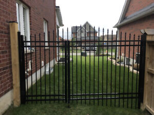 Aluminum Railings ~ Gates ~ Fence ~ Columns ~ Glass ~