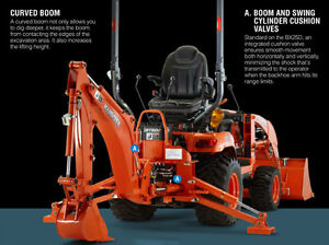 Kubota BX25 now 0% for 84 Months!!!!