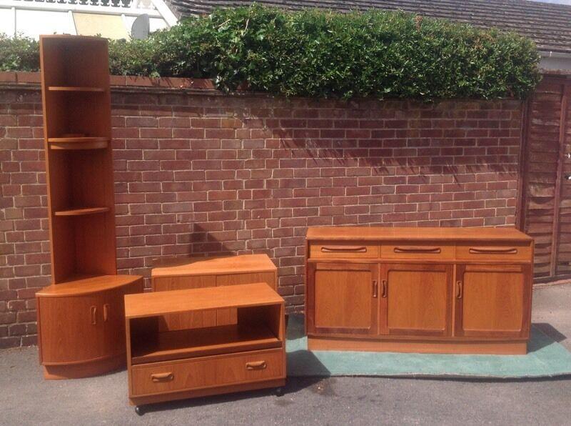 G plan fresco teak furniture job lot in bournemouth