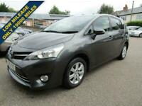 2015 Toyota Verso 1.6 VALVEMATIC ICON 5d 131 BHP MPV Petrol Manual