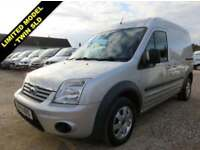 2013 13 FORD TRANSIT CONNECT 1.8 TDCI T230 LIMITED LWB HIGH ROOF110 BHP 54901 MI